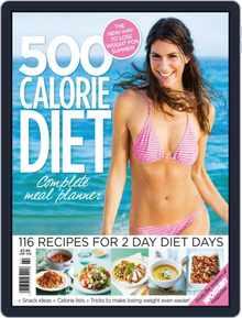 500 Calorie Diet Complete Meal Planner (Digital)