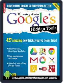 Ultimate guide to Google's Hidden Tools (Digital)
