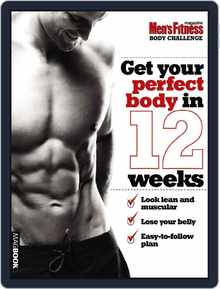 Men's Fitness Body Challenge (Digital)