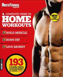 Men's Fitness Complete Guide to Home Workouts 2nd Edition (Digital)