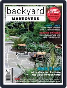 Backyard Makeovers (Digital)