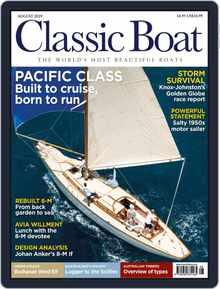 Classic Boat (Digital)