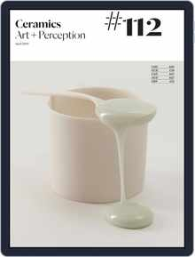 Ceramics: Art and Perception (Digital)
