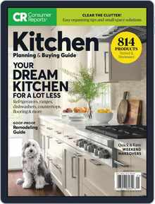 Consumer Reports Kitchen Planning and Buying Guide (Digital)