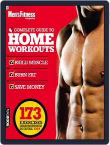 Men's Fitness Complete Guide to Home Workouts (Digital)