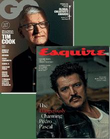GQ & Esquire Bundle