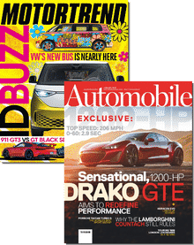 Motor Trend & Automobile Bundle