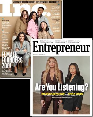 Inc & Entrepreneur Bundle