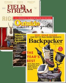 Outside, Backpacker & Field & Stream Bundle