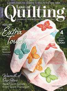 Fon's & Porter's Love Of Quilting