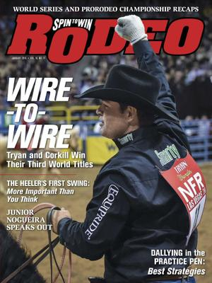 Spin To Win Rodeo