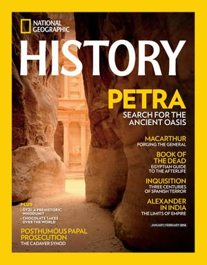 National Geographic History