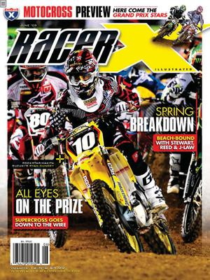 Racer X Illustrated