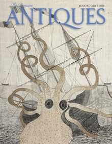 The Magazine Antiques