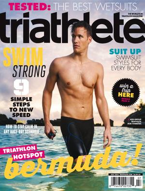 Triathlete
