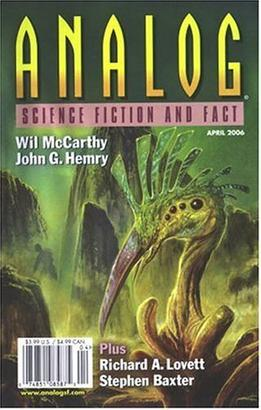 Analog Science Fiction and Fact