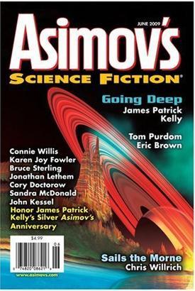 Asimov Science Fiction