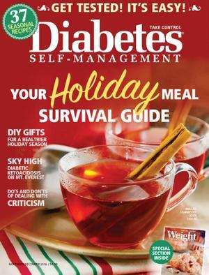 Diabetes Self Management
