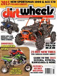 Dirt Wheels