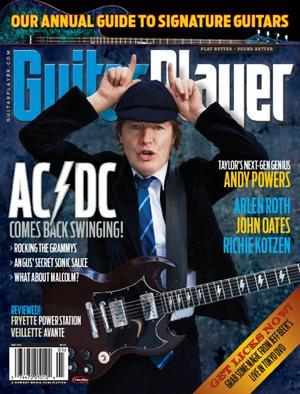 Guitar Player