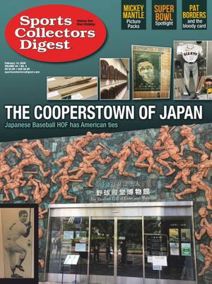 Sports Collectors Digest
