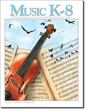 Music K-8 (CD & Student Parts)