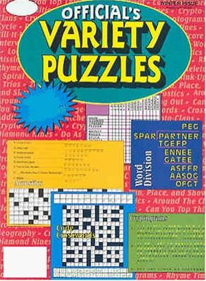 Official Variety Puzzles & Word Games